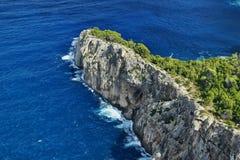 Ισπανία Majorca ΚΑΠ de Formentor Στοκ Εικόνα