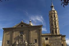 Ισπανία.  Saragossa. Στοκ Φωτογραφία