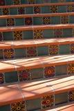 ισπανικά βήματα Στοκ φωτογραφία με δικαίωμα ελεύθερης χρήσης