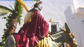 Ισπανικές ιερές πομπές εβδομάδας, εβδομάδα Πάσχας (Semana Santa) φιλμ μικρού μήκους