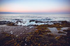 Ισπανική ακτή, Μεσόγειος Στοκ Εικόνα