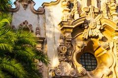 Ισπανική αρχιτεκτονική Στοκ Φωτογραφία
