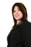 Ισπανική επιχειρησιακή γυναίκα στοκ φωτογραφίες