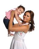 ισπανική μητέρα κορών Στοκ φωτογραφία με δικαίωμα ελεύθερης χρήσης