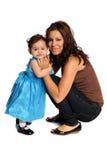 ισπανική μητέρα κορών Στοκ φωτογραφίες με δικαίωμα ελεύθερης χρήσης