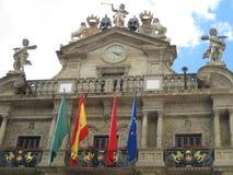 Ισπανική υπερηφάνεια Στοκ εικόνες με δικαίωμα ελεύθερης χρήσης