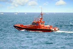 Ισπανική υπηρεσία διάσωσης στοκ φωτογραφίες με δικαίωμα ελεύθερης χρήσης