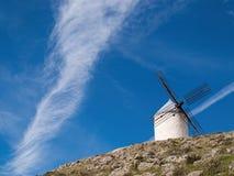 Ισπανικός μύλος Στοκ φωτογραφία με δικαίωμα ελεύθερης χρήσης