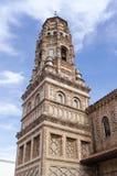 Ισπανικός πύργος καθεδρικών ναών Στοκ Εικόνες