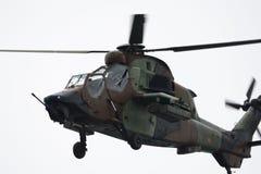 Ισπανικός στρατός τιγρών Eurocopter Στοκ Εικόνες