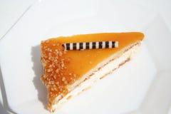 Ισπανικό κέικ Στοκ Φωτογραφία