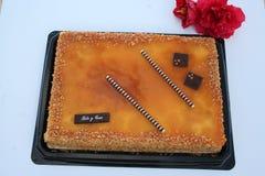 Ισπανικό κέικ Στοκ Εικόνες