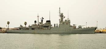 Ισπανικό ναυτικό, Καρχηδόνα Στοκ Φωτογραφίες