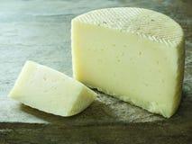 Ισπανικό τυρί Στοκ Φωτογραφία