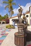 Ισπανικό χωριό Σαν Ντιέγκο Καλιφόρνια πάρκων BALBOA. στοκ εικόνες με δικαίωμα ελεύθερης χρήσης