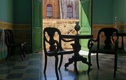 ισπανικό ύφος δωματίων της & Στοκ εικόνα με δικαίωμα ελεύθερης χρήσης