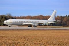 Ισραήλ - Πολεμική Αεροπορία Boeing 707-3L6C Στοκ φωτογραφίες με δικαίωμα ελεύθερης χρήσης