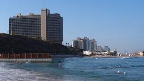 Ισραήλ Τελ Αβίβ στοκ εικόνα