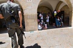 ισραηλινοί στρατιώτες τη&s στοκ εικόνες με δικαίωμα ελεύθερης χρήσης