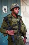 ισραηλινός στρατιωτικός Στοκ φωτογραφία με δικαίωμα ελεύθερης χρήσης