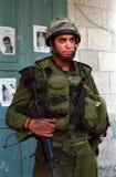 ισραηλινός στρατιωτικός Στοκ Εικόνες
