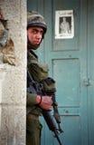 ισραηλινός στρατιωτικός Στοκ εικόνα με δικαίωμα ελεύθερης χρήσης