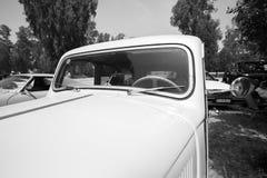ΙΣΡΑΗΛ, PETAH TIQWA - 14 ΜΑΐΟΥ 2016: Έκθεση των τεχνικών αντικών Κλασικό αυτοκίνητο της Citroen σε Petah Tiqwa, Ισραήλ Στοκ Φωτογραφία