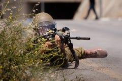 Ισραηλινή κατοχή στη Δυτική Όχθη Στοκ εικόνες με δικαίωμα ελεύθερης χρήσης