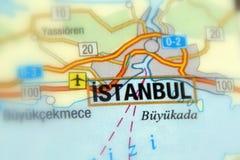 Ιστανμπούλ, Τουρκική Δημοκρατία στοκ εικόνα με δικαίωμα ελεύθερης χρήσης