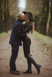 Ιστορία αγάπης που πυροβολείται ενός ζεύγους Στοκ φωτογραφία με δικαίωμα ελεύθερης χρήσης