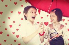 Ιστορία αγάπης στοκ φωτογραφίες με δικαίωμα ελεύθερης χρήσης