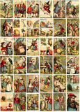 ιστορία απεικονίσεων νεράιδων Στοκ Εικόνες