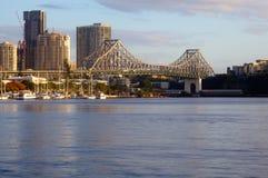 ιστορία γεφυρών στοκ φωτογραφία με δικαίωμα ελεύθερης χρήσης