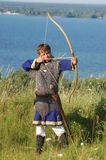 Ιστορία διαβίωσης μεσαιωνικός Στοκ Εικόνες