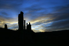 ιστορία πένθους Στοκ Φωτογραφίες