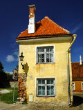 ιστορία σπιτιών νεράιδων Στοκ εικόνα με δικαίωμα ελεύθερης χρήσης