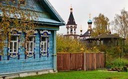 Ιστορία φθινοπώρου Στοκ Φωτογραφίες