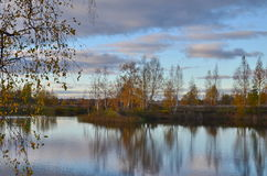 Ιστορία φθινοπώρου Στοκ Εικόνες