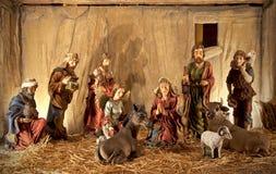 Ιστορία Χριστουγέννων Στοκ εικόνα με δικαίωμα ελεύθερης χρήσης