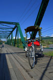 Ιστορία Pai γεφυρών Στοκ Φωτογραφία