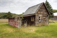 Ιστορικά αγροτικά κτήρια Στοκ εικόνα με δικαίωμα ελεύθερης χρήσης