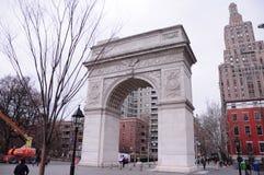 Ιστορικά κτήρια αρχιτεκτονικής της Νέας Υόρκης Στοκ Φωτογραφία