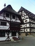 Ιστορικά κτήρια στη Γερμανία Στοκ Εικόνες