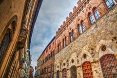 Ιστορικά κτήρια στη Φλωρεντία Στοκ εικόνα με δικαίωμα ελεύθερης χρήσης