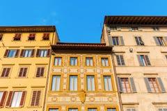 Ιστορικά κτήρια στη Φλωρεντία, Ιταλία Στοκ Εικόνες