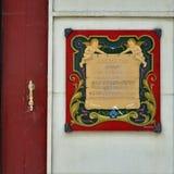 Ιστορικά κτήρια στο ομοσπονδιακό κεφάλαιο της Αργεντινής Μπουένος Άιρες στοκ εικόνα με δικαίωμα ελεύθερης χρήσης