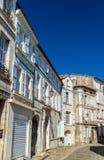 Ιστορικά κτήρια στο Angouleme, Γαλλία Στοκ εικόνα με δικαίωμα ελεύθερης χρήσης