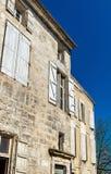Ιστορικά κτήρια στο Angouleme, Γαλλία Στοκ Φωτογραφία