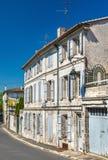 Ιστορικά κτήρια στο Angouleme, Γαλλία Στοκ φωτογραφία με δικαίωμα ελεύθερης χρήσης