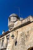 Ιστορικά κτήρια στο Angouleme, Γαλλία Στοκ Εικόνες